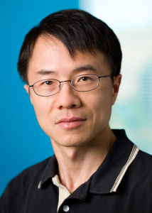 Microsoft President of Online Services Dr. Qi Lu