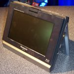 Panasonic portable Blu-ray player