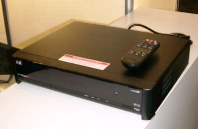 Dish Network's new console with built-in Sling Media