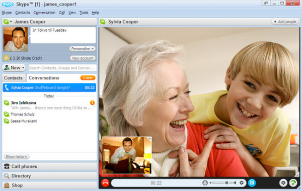 Skype Video Chat 4.0 for Windows
