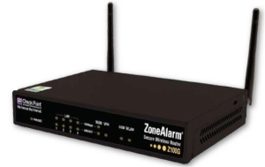 ZoneAlarm Z100G