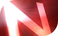 Novell 'N' top narrative badge