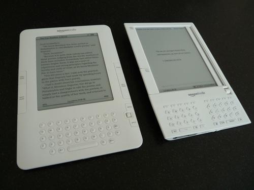 Kindle 2 and Kindle 1