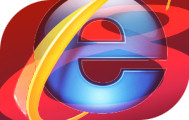 Alternate Internet Explorer 8 IE8 top story badge