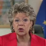 European Commissioner for the Information Society Viviane Reding, in a weekly address April 14, 2009.
