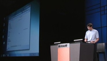 Mark Russinovich demo at TechEd 2009.
