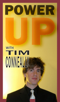 Power Up with Tim Conneally feature banner