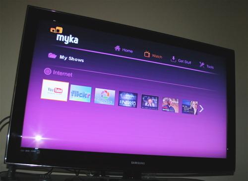 Myka's UI