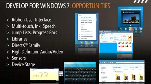 Windows 7 Development