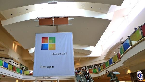 Microsoft Store Banner