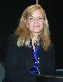 Microsoft senior communications director Janice Kapner
