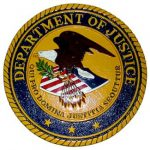 Seal of the US Department of Justice (DOJ)