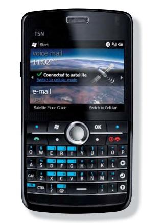 Terrestar Genus satphone satellite phone AT&T