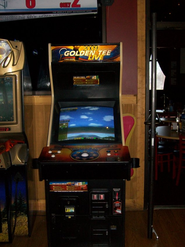 'Golden Tee' arcade game to integrate with social media