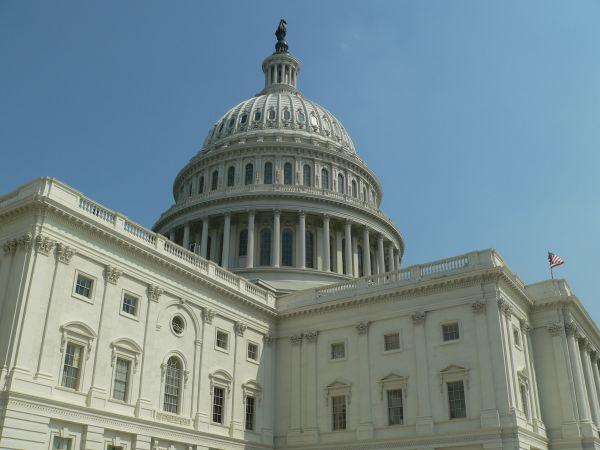 US Capitol building, Senate side