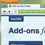 Firefox 4.0 mockup main story banner