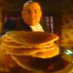 The magnificent John Candy as 'Dr. Tongue' from 'Evil 3D House of Pancakes.'