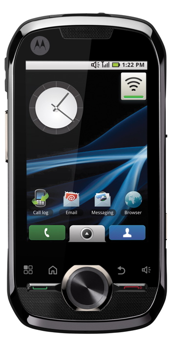 Motorola i1, first iDEN Android device