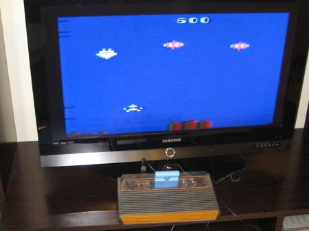 Air Raid 2600 gameplay