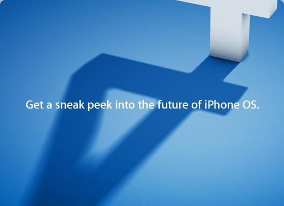 iPhone OS 4 teaser