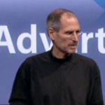 Steve Jobs -- iAd