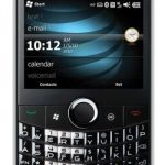 The HP iPaq Glisten smartphone