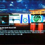 Customizable screen from Windows Media Center in Windows Embedded Standard 7.