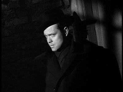 Orson Welles in 'The Third Man'