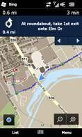 Bing Maps Navigation