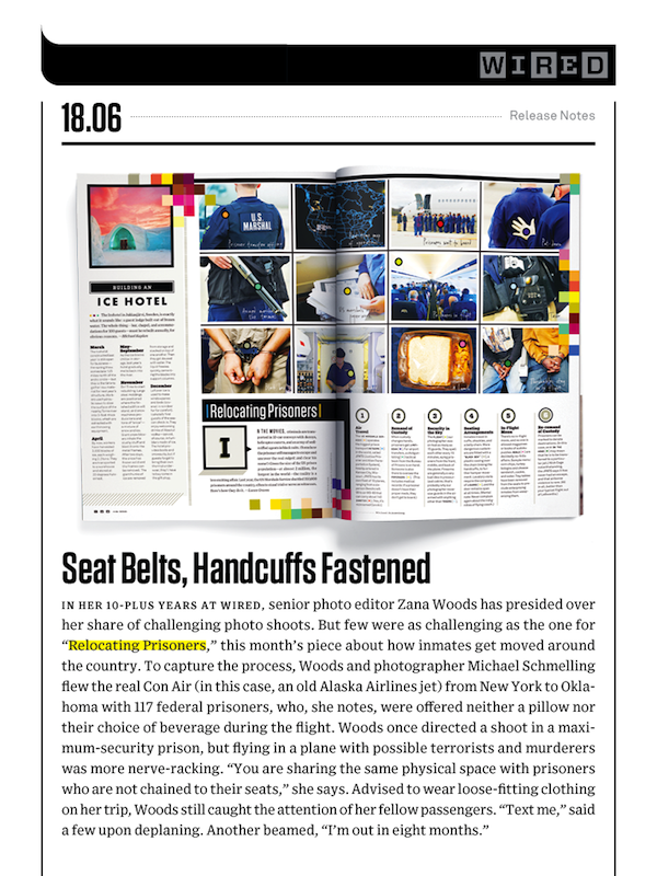 Wired for iPad page