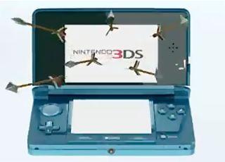 Nintendo 3DS --arrows optional