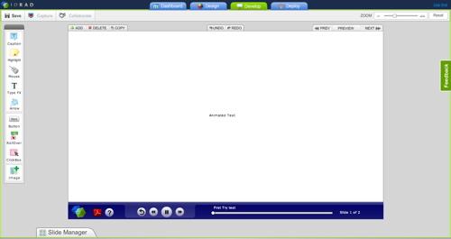 Iorad tutorial creation app