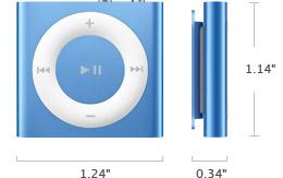 2011 iPod Shuffle