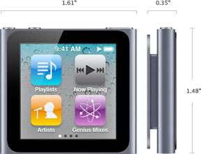 2011 iPod Nano