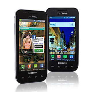 Samsung Verizon Galaxy S Fascinate