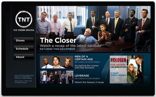 TNT on Google TV
