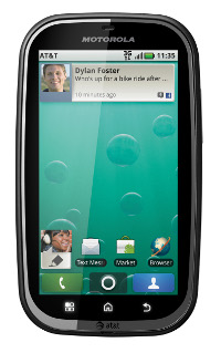Motorola Bravo