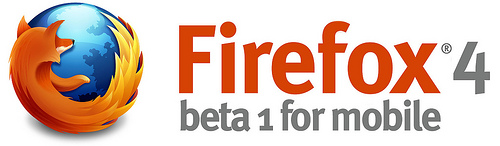 Firefox 4 beta 1 for mobile