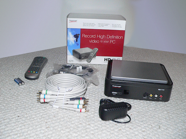 HAUPPAUGE HDPVR WINDOWS XP DRIVER