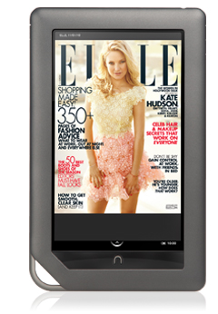 Barnes & Noble goes the way of the tablet with new Nook Color e-reader