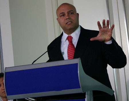 Former FCC Commissioner Michael Powell