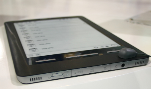 Hanvon color e-ink reader