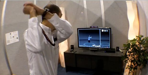 "Softkinetic --""Kinect"" for Intel Atom"