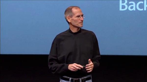 Steve Jobs Back to Mac