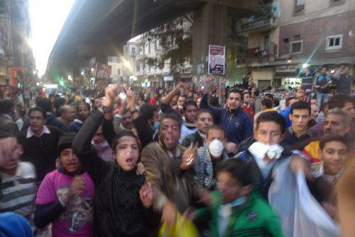 Egypt protests