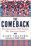 Gary Shapiro's Book, The Comeback...