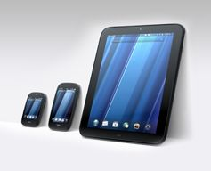 New HP Webos devices