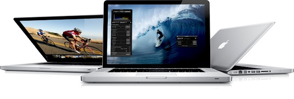 iCore MacBook Pros