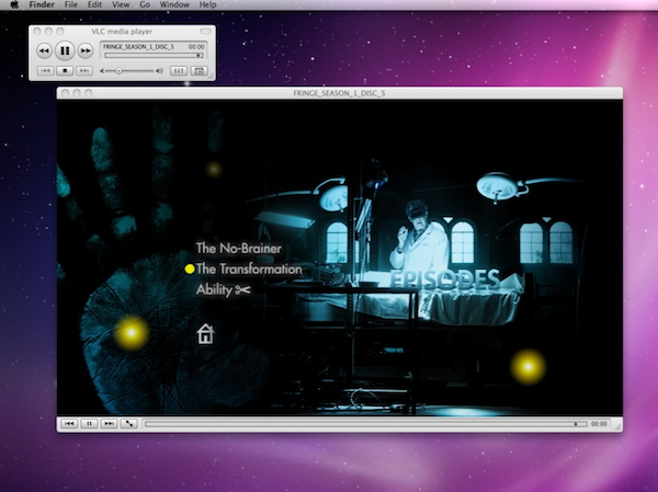 Vlc media player gets a facelift for mac os x ccuart Images