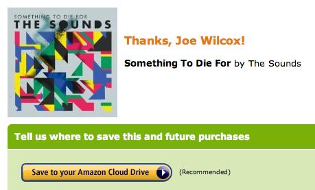 Amazon Cloud Purchase